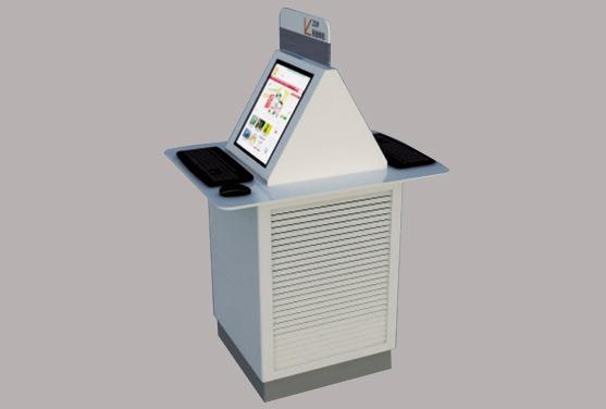 配件销售墙柜(CM14-XS02)